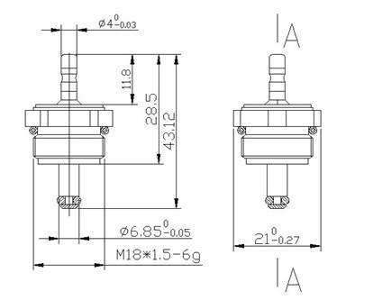 pc-v转向助力泵压力开关