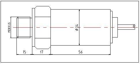 5vdc(三线制) 供电电压: 12vdc,24vdc(9~36vdc) 介质