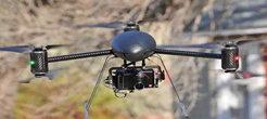 """无人机搭载频谱监测仪高空锁定""""黑广播"""" 为民航频谱安全保驾护航"""