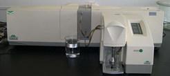 线阵CCD探测器可有效降低激光粒度仪的制造成本