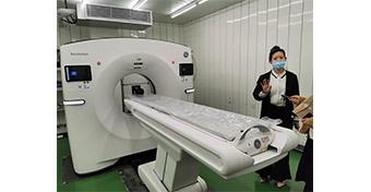 人工智能与CT设备结合 帮助诊断更精准