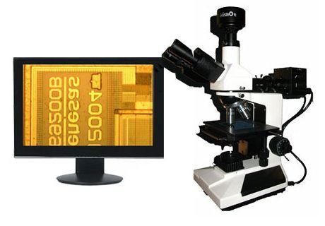 金相显微镜在工业生产中发挥重要作用