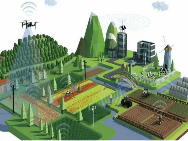 遥感技术提供作物生长信息 在精确农业方面大有作为