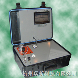 Model S312Model S312便携式气相色谱仪
