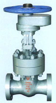 正齿轮传动闸阀z4oy-250