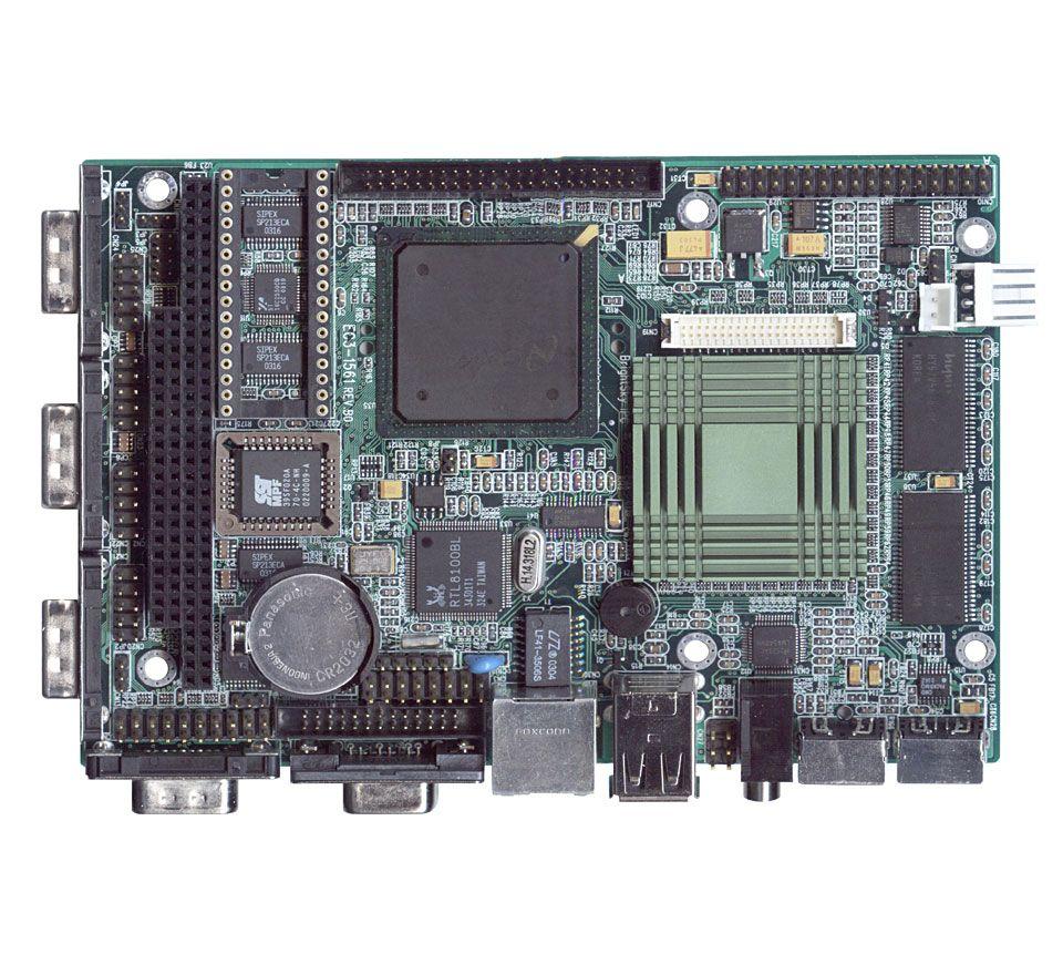 深圳市蓝天计算机技术有限公司 产品展示 > 蓝天工控 嵌入式586级主板