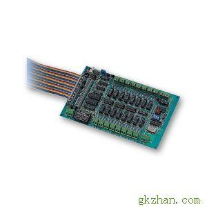 ax758端子板与信号调理板