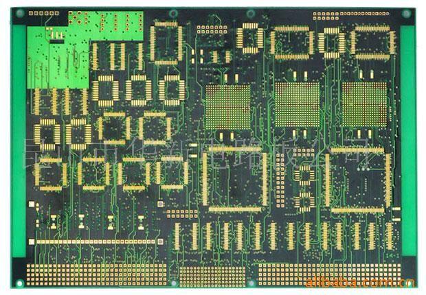 多层印刷线路板,厚铜箔电路板pcb,盲埋孔电路板,bga封装电路板