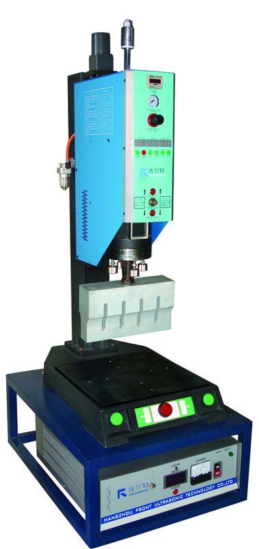 上荣超声波塑料焊接机结构介绍