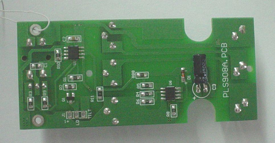 激光水平仪电路板pls-9阿仪网