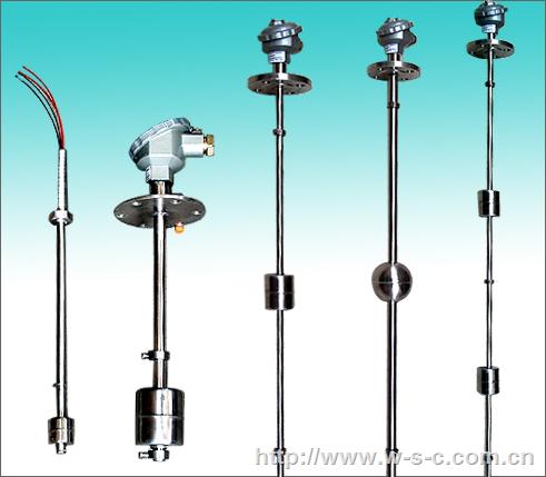 简单介绍:主要原理磁浮球液位计(液位开关)结构主要