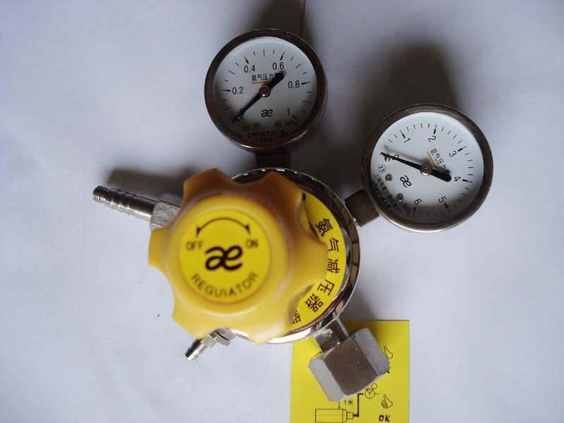 yqa-441型氨减压阀是氨气钢瓶上直接使用的专用减