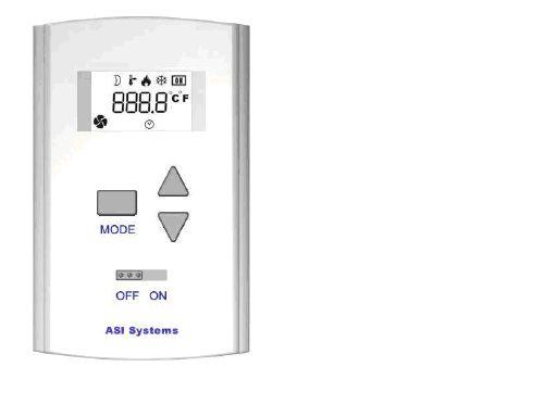 模拟式空调箱温度控制器