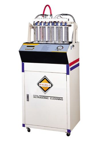 at-2.0发动机燃油系统积碳清洗/电喷嘴检测一体机