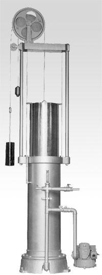 ljq系列钟罩式气体校验装置钟罩式气体校验装置图片