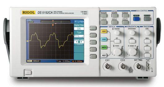 ds5000ca系列数字示波器