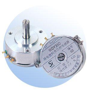 精密角位移传感器wdy35d-4