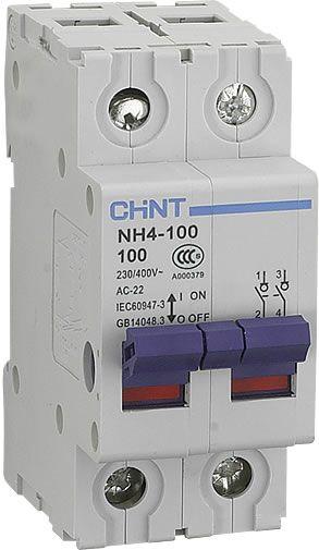 nh4-100隔离开关断路器