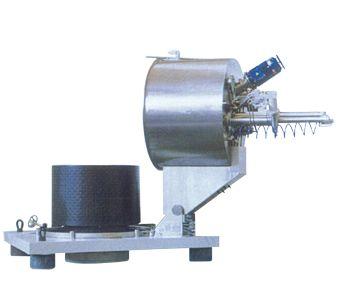 在 地:江苏 产品型号:lgz/f 简单介绍:lgz/f立式刮刀下部卸料离心机