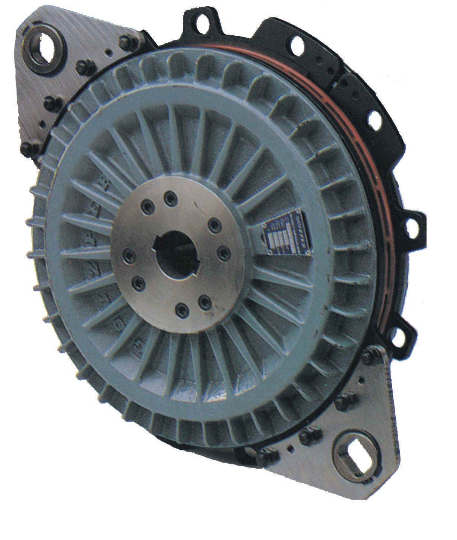 气动离合器结构图 气动离合器工作原理 气动离合器优点