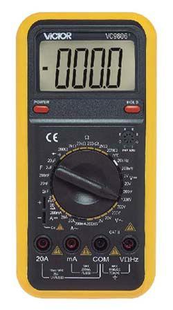 vc 9806+ 数字万用表