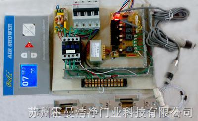 详见说明液晶式风淋室控制器