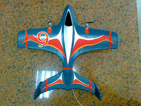 卡通玩具飞机微型遥控飞机