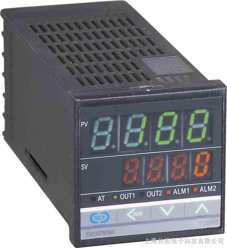 简介  台松温控器,也叫teshow温控表,主要产品为TCH/TCD/TCB等系列,广泛应用于塑胶、电炉等行业,是一种工业温度控制器,是目前中国大陆工业温控表的主流品牌,其精度高,质量可靠耐用等特点赢得广大用户的口碑。控制技术温控器的核心控制算法为PID控制,P(Proportional)比例+I(Integral)积分+D(Differential)微分控制。teshow除了传统PID控制算法外,还有ON-OFF控制、自整定参数控制,自适应参数控制等算法,温度控制稳定时间短,相应速度快。温度控制器是对工