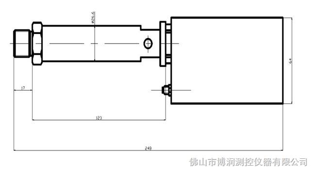 CYB709W无线压力传感器是我公司研发人员继RS485数字压力传感器/变送器后的又一新产品,采用高精度高稳定性电阻应变计/扩散硅/陶瓷做为变送器的感压芯片,先进的贴片工艺,支持点到点、点到多点、串口到串口的应用,通过GPRS无线网络传输传数据,只要有手机信号的地方就可以实现无线监控,主要针对现场不方便拉线的环境而开发的一款无线产品,(例如水库水位监测,自来水管网控制等等),此产品还可以同时输出数字量RS485信号,0~5VDC模拟量信号,真正做到三合一体产品,方便现场客户使用不同领域的数据采集系统;此产