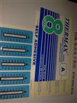 温度试纸|温度纸|热敏试纸|测温纸|英国TMC热敏试纸