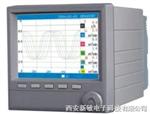 上海西安彩屏无纸记录仪  48路自带打印