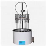 24位旋转式圆形水浴氮吹仪,水浴氮吹仪