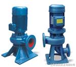 LW型无堵塞直立式排污泵