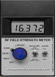 RF型微波漏能测定仪