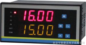 智能温度测控仪